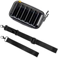 Органайзер для аксессуаров BASEUS Let's go Hermit Shockproof Storage Bag Black