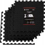 Мат-пазл (ласточкин хвіст) SPRINGOS Mat Puzzle Black (FM0004)