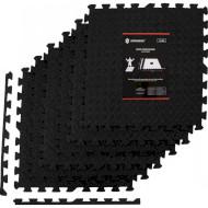Мат-пазл (ласточкин хвіст) SPRINGOS Mat Puzzle Black (FM0005)