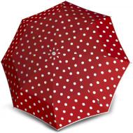 Парасолька KNIRPS T.010 Small Manual Dot Art Red (95 3010 4903)