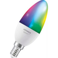 Розумна лампа OSRAM Smart+ Classic Multicolor E14 4.9Вт 2700-6500K (4058075485570)