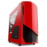 Корпус NZXT Phantom 530 Red