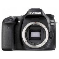 Фотоаппарат CANON EOS 80D Body (1263C031)