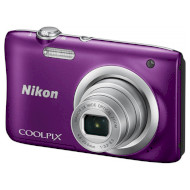 Фотоаппарат NIKON Coolpix A100 Purple
