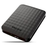 Портативный жёсткий диск MAXTOR M3 Portable 500GB USB3.0 (STSHX-M500TCBM)