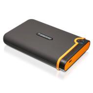 """Внешний портативный винчестер 2.5"""" TRANSCEND StoreJet 25M2 500GB USB/8MB/5400rpm (TS500GSJ25M2)"""