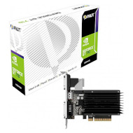 Видеокарта PALIT GeForce GT 710 2GB GDDR3 64-bit Silent (NEAT7100HD46-2080H)
