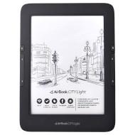 Электронная книга AIRON AirBook City Light Touch Black
