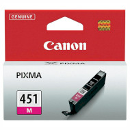 Картридж CANON CLI-451M Magenta (6525B001)