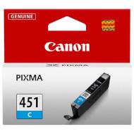 Картридж CANON CLI-451C Cyan (6524B001)