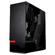 Корпус IN WIN 904 Plus Black/Red