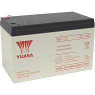 Аккумуляторная батарея YUASA NP7-12 (12В 7Ач)