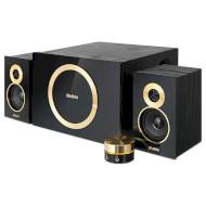 Акустическая система SVEN MS-1085 Black/Gold