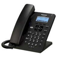 IP-телефон PANASONIC KX-HDV130 Black