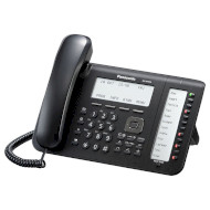IP-телефон PANASONIC KX-NT556 Black