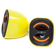 Акустическая система MAXXTER AS20 Yellow