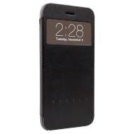 Чехол-книжка для смартфона OZAKI O!coat Hel-ooo Black (OC588BK)