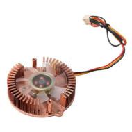 Кулер для видеокарты TITAN TTC-CUV3AB (DIY) (TTC-CUV3AB(DIY))