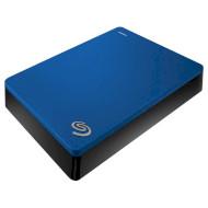 """Внешний портативный винчестер 2.5"""" SEAGATE Backup Plus 4TB USB3.0/Blue (STDR4000901)"""