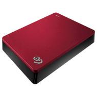 """Внешний портативный винчестер 2.5"""" SEAGATE Backup Plus 4TB USB3.0/Red (STDR4000902)"""