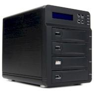 "Внешний корпус AGESTAR 3C4B3A для HDD/SSD 2.5""/3.5"" USB3.0/eSATA"