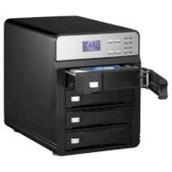 "Внешний корпус AGESTAR 3C4B3A1 для HDD 3.5"" USB3.0/eSATA"