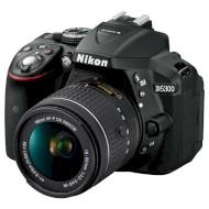 Фотоаппарат NIKON D5300 Kit 18-55 mm f/3.5-5.6G AF-P Non-VR