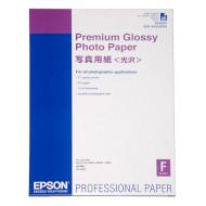 Фотобумага EPSON Premium Glossy A2 255г/м² 25л (C13S042091)