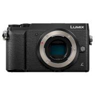 Фотоаппарат PANASONIC Lumix DMC-GX80 Black Body