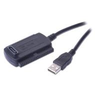 """Адаптер GEMBIRD AUSI01 2.5""""/3.5"""" USB"""