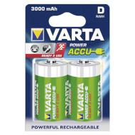 Аккумулятор VARTA Power Accu D 3000мАч 2шт/уп (56720 101 402)