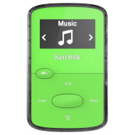 Плеер SANDISK Sansa Clip JAM 8GB Green