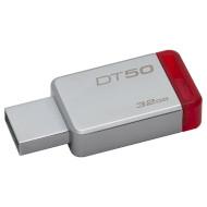 Флэшка KINGSTON DataTraveler 50 32GB Red