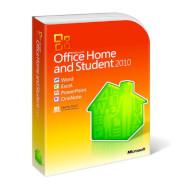 MICROSOFT Office Home & Student 2010 32/64-bit Russian 1 ПК DVD (79G-02139)