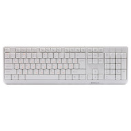 Клавіатура REAL-EL Standard 500 USB White (EL123100011)