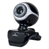 Веб-камера REAL-EL FC-100 (EL123300001)