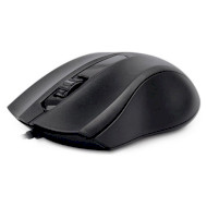 Мышь REAL-EL RM-213 Black
