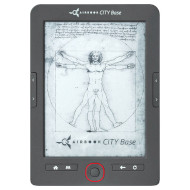Электронная книга AIRON AirBook City Base Gray