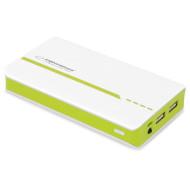Портативное зарядное устройство ESPERANZA Atom EMP107WG (11000mAh)