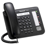 IP-телефон PANASONIC KX-NT551 Black