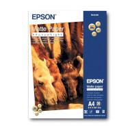 Бумага EPSON Matte Heavyweight A4 167г/м² 50л (C13S041256)