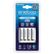 Зарядное устройство PANASONIC Eneloop Basic BQ-CC51 + Eneloop 4 x AAA 750 mAh NiMH