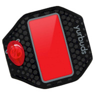 Чехол YURBUDS Ergosport LED Armband Black/Red