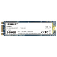 SSD PATRIOT Ignite 240GB M.2 SATA (PI240GSM280SSDR)