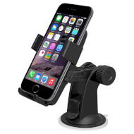 Автодержатель для смартфона IOTTIE Easy One Touch Universal Car Mount Holder (HLCRIO102)