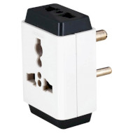 Переходник сетевой LUMINOUS Universal Multi Plug Adaptor (TCHMP06A03WH)