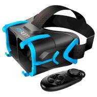 Очки виртуальной реальности FIBRUM Combo Pack + Premium Club Card Black/Blue