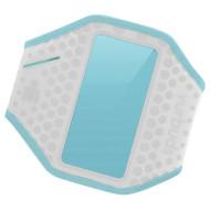 Чехол наплечный YURBUDS Universal Ergosport Armband Gray/Aqua