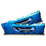 Модуль памяти G.SKILL Ripjaws 4 Blue DDR4 3000MHz 16GB Kit 2x8GB (F4-3000C15D-16GRBB)