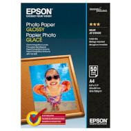 Фотобумага EPSON Photo Paper Glossy A4 200г/м² 50л (C13S042539)